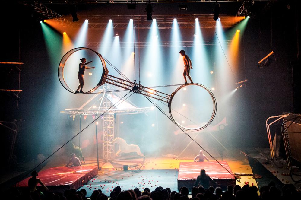 D'art et de cirque